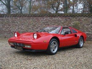 1987 Ferrari 328 GTS Pre-ABS only 19.017 miles! very original