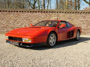 Ferrari Testarossa only 46.761 km PRICE REDUCTION!