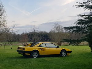 1985 1 family owned Mondial.  Original, rare Giallo!