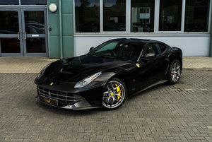 2015 Ferrari F12 Berlinetta SOLD