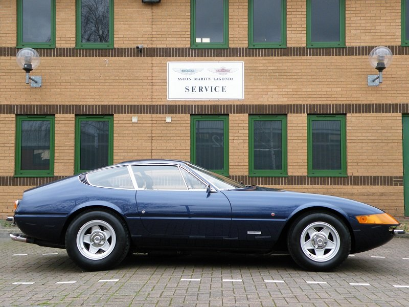 1972 Ferrari 365 GTB/4 Daytona For Sale (picture 2 of 6)