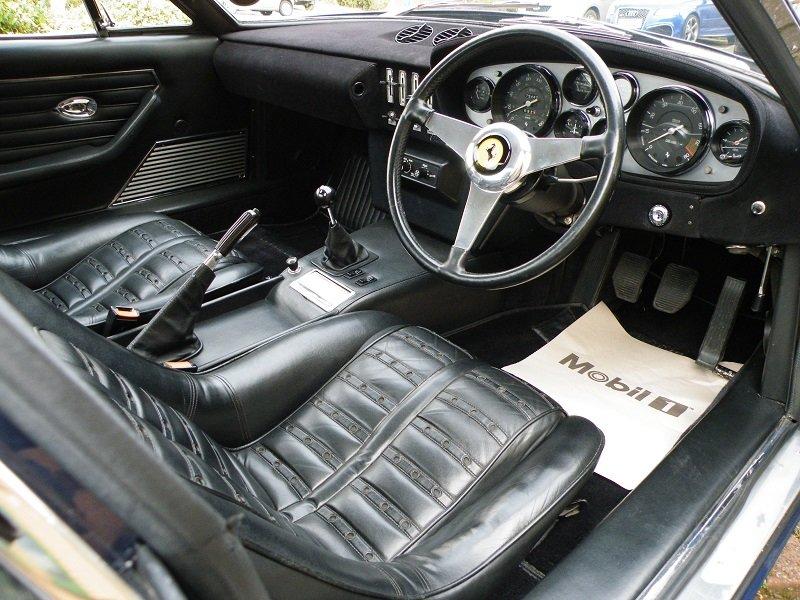 1972 Ferrari 365 GTB/4 Daytona For Sale (picture 4 of 6)