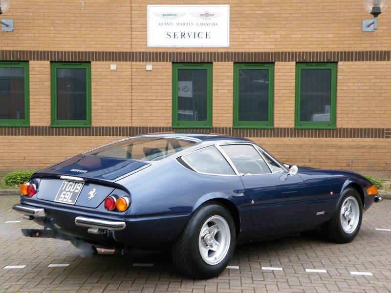 1972 Ferrari 365 GTB/4 Daytona For Sale (picture 5 of 6)