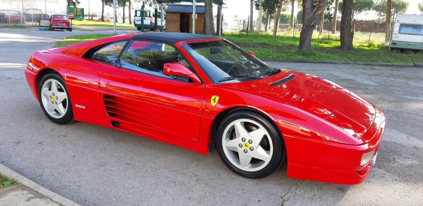 1992 Ferrari 348 TS For Sale (picture 1 of 6)