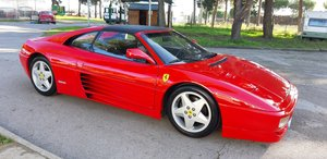 1992 Ferrari 348 TS For Sale