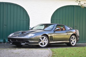 2005 Ferrari 575 Superamerica F1 HGTC