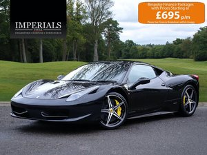 2012 Ferrari  458  ITALIA DCT AUTO  121,948 For Sale