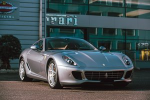 2007 Ferrari 599 GTB - Manual gearbox