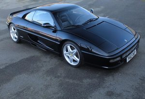 1997 Ferrari F355 Berlinetta Manual (LHD)