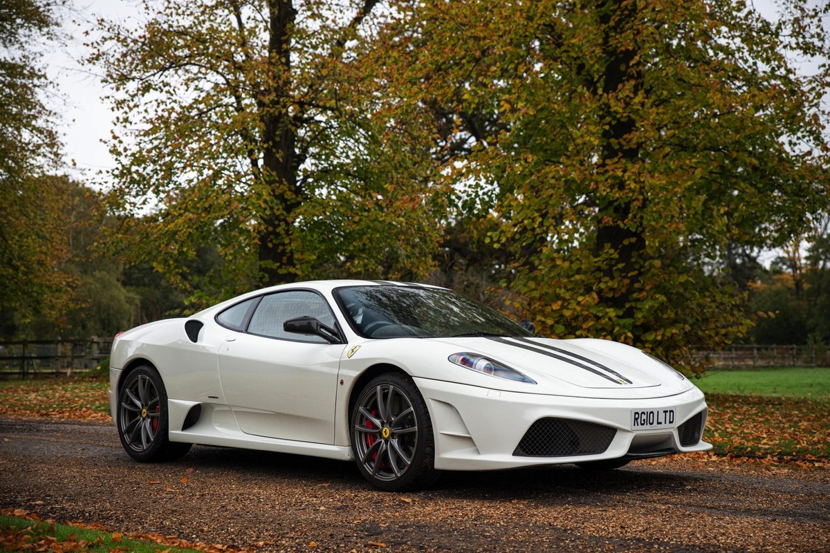 2009 (09) Ferrari F430 Scuderia For Sale (picture 1 of 6)