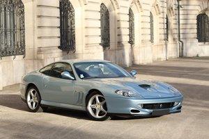 2000 Ferrari 550 Maranello No reserve
