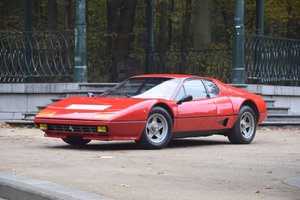 1982 Ferrari 512 Berlinetta Boxer Injection For Sale by Auction