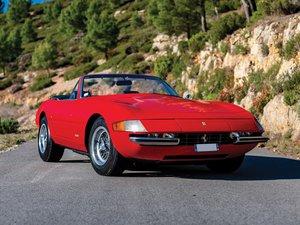 1972 Ferrari 365 GTS4-A Daytona Spider by Scaglietti