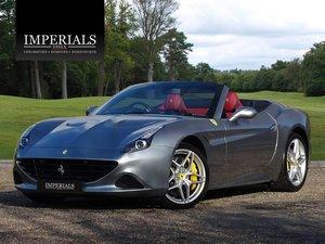 2016 Ferrari  CALIFORNIA  T CABRIOLET AUTO  103,948