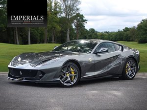 2019 Ferrari  812 SUPERFAST  6.5 V12 F1 DCT AUTO  274,948 For Sale