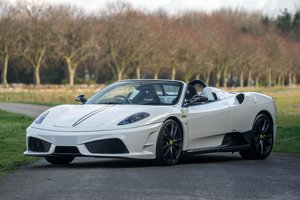 2009 Ferrari 16M Scuderia Spider - UK RHD, 1 owner, 5,300m