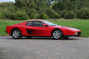 1988 Ferrari Testarossa with 2,235 miles (3,598 kms) from new For Sale