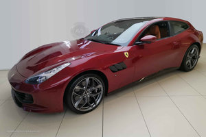 2020 Save £60000 Off - Ferrari GTC4Lusso T V8 - Big Spec