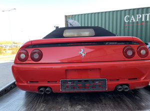1996 Early manual gearbox Ferrari F355 Spider