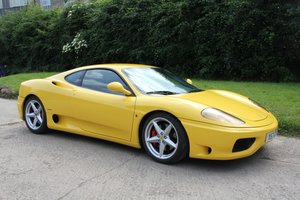 Picture of 2001 Ferrari 360 Modena