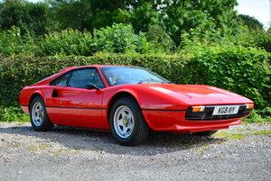 1982 Ferrari 308 GTBi For Sale by Auction