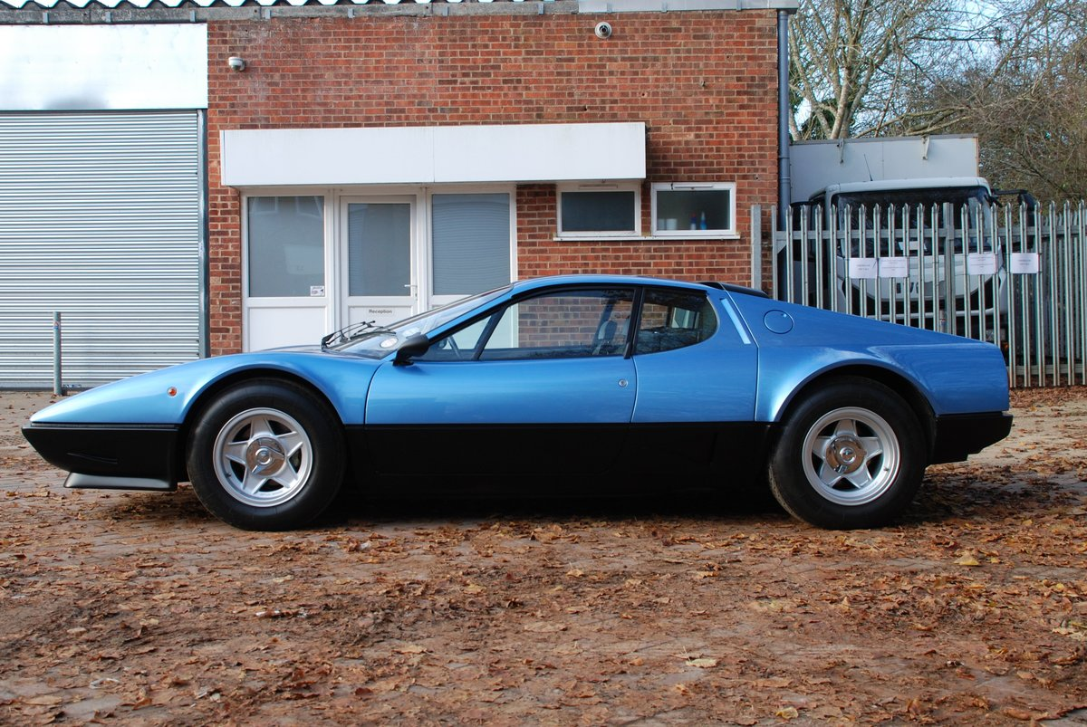 1979 Ferrari 512 BB, fully restored, with just 22,000 miles For Sale (picture 2 of 6)