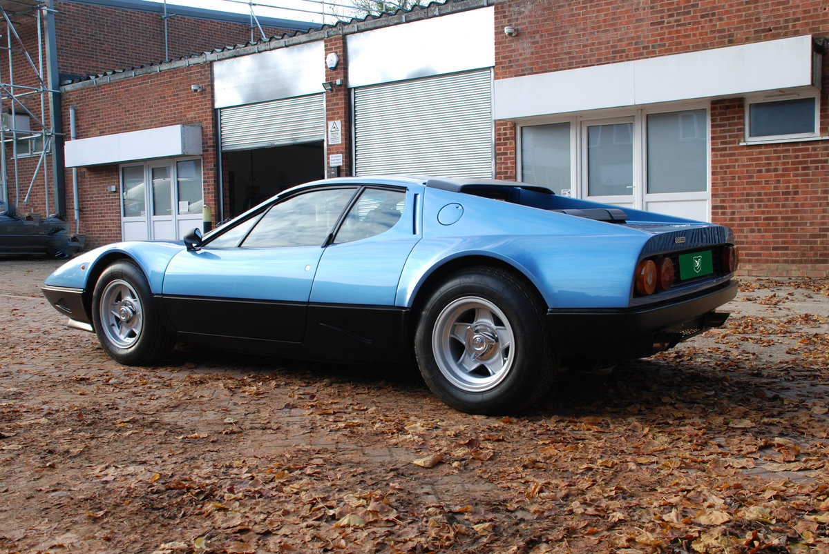 1979 Ferrari 512 BB, fully restored, with just 22,000 miles For Sale (picture 3 of 6)