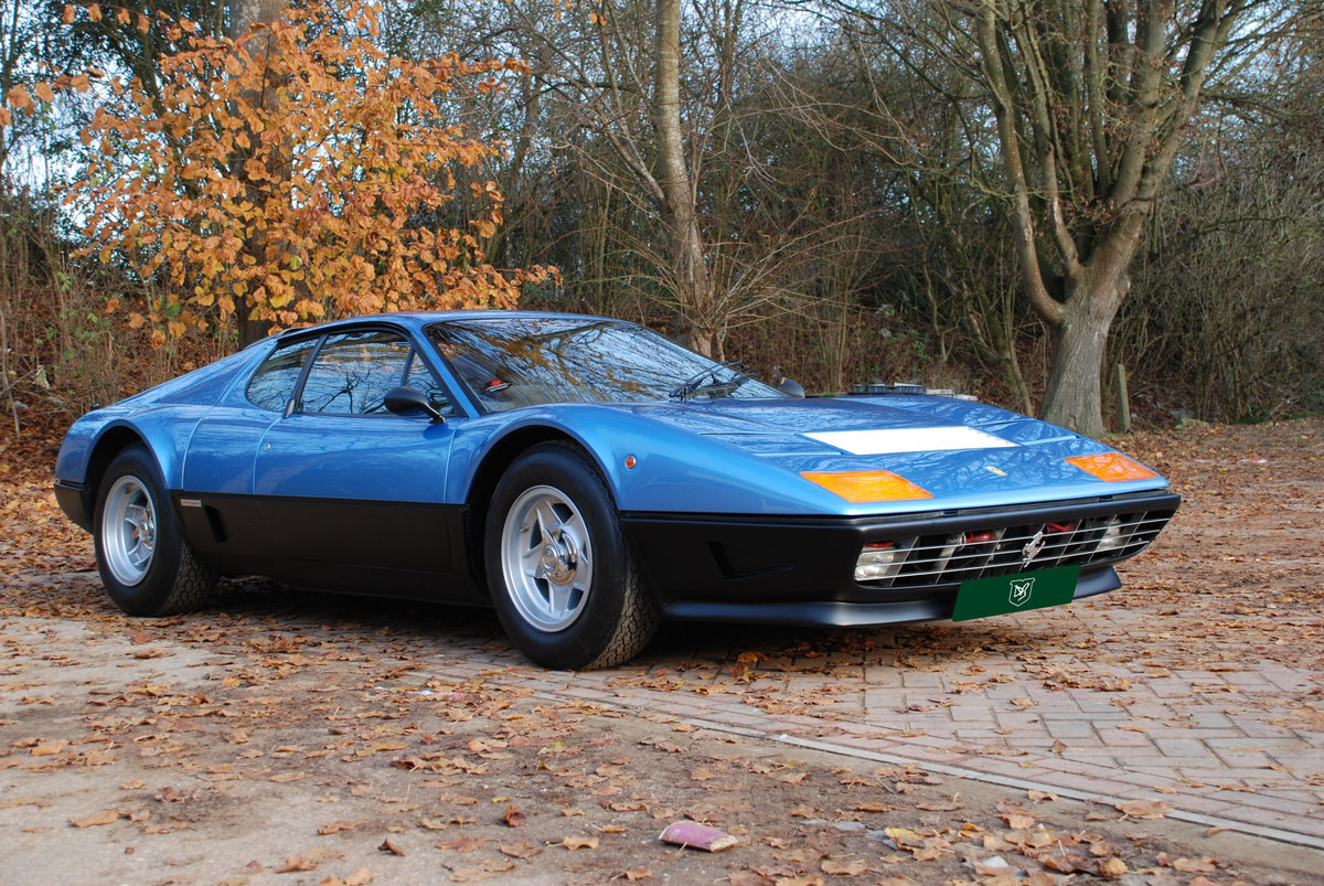 1979 Ferrari 512 BB, fully restored, with just 22,000 miles For Sale (picture 4 of 6)