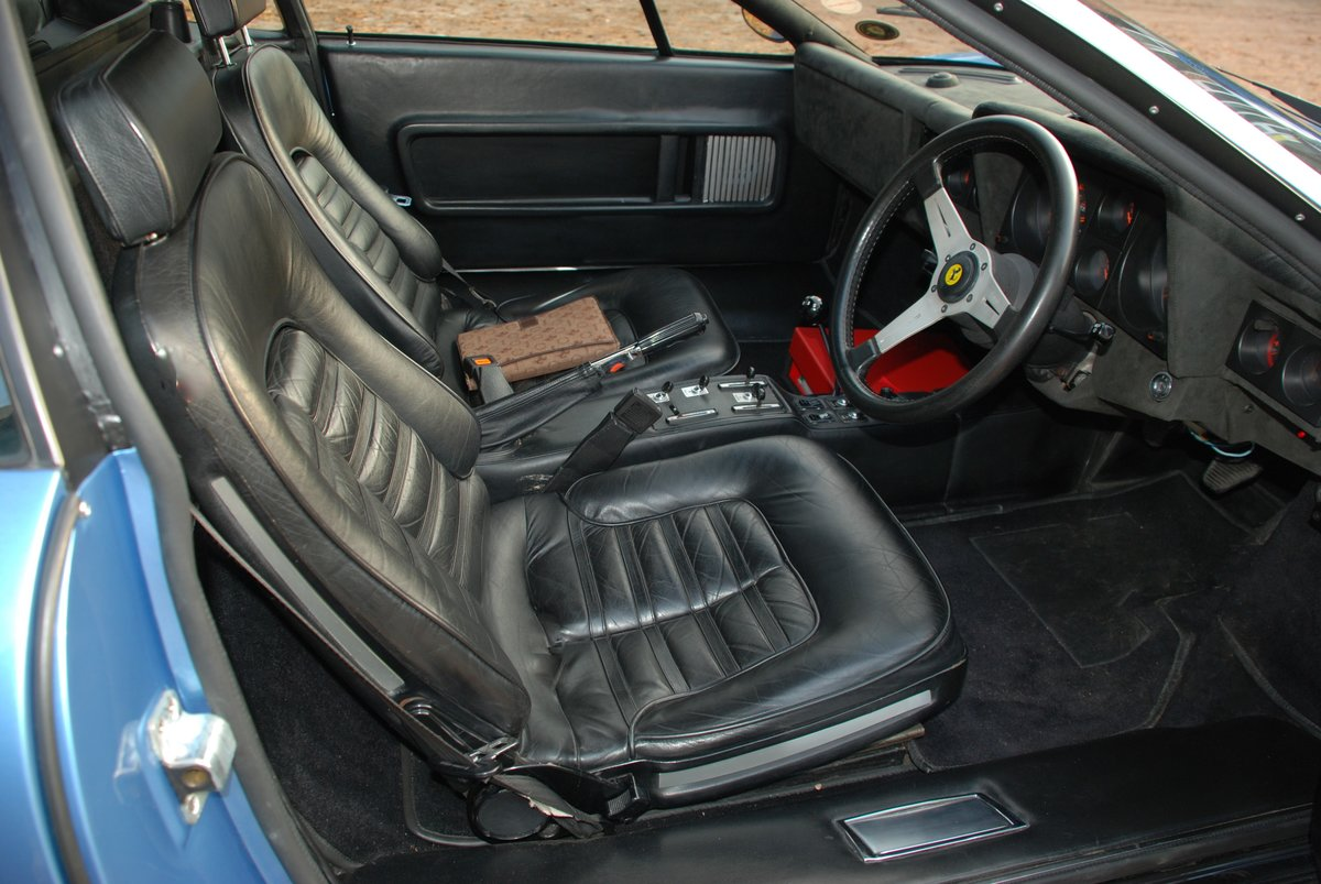 1979 Ferrari 512 BB, fully restored, with just 22,000 miles For Sale (picture 5 of 6)