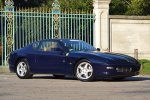 1998 Ferrari 456 M GT No reserve For Sale by Auction