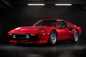 1984 Ferrari 208 GTS Turbo No reserve For Sale by Auction