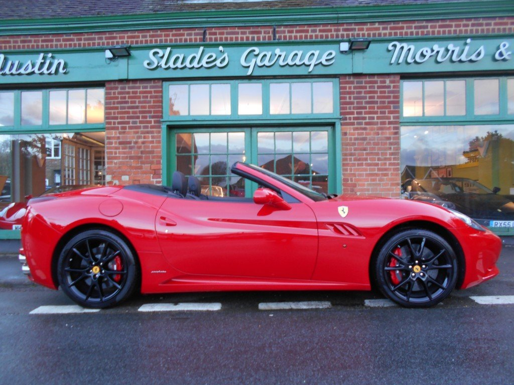 2014 Ferrari California  For Sale (picture 1 of 5)