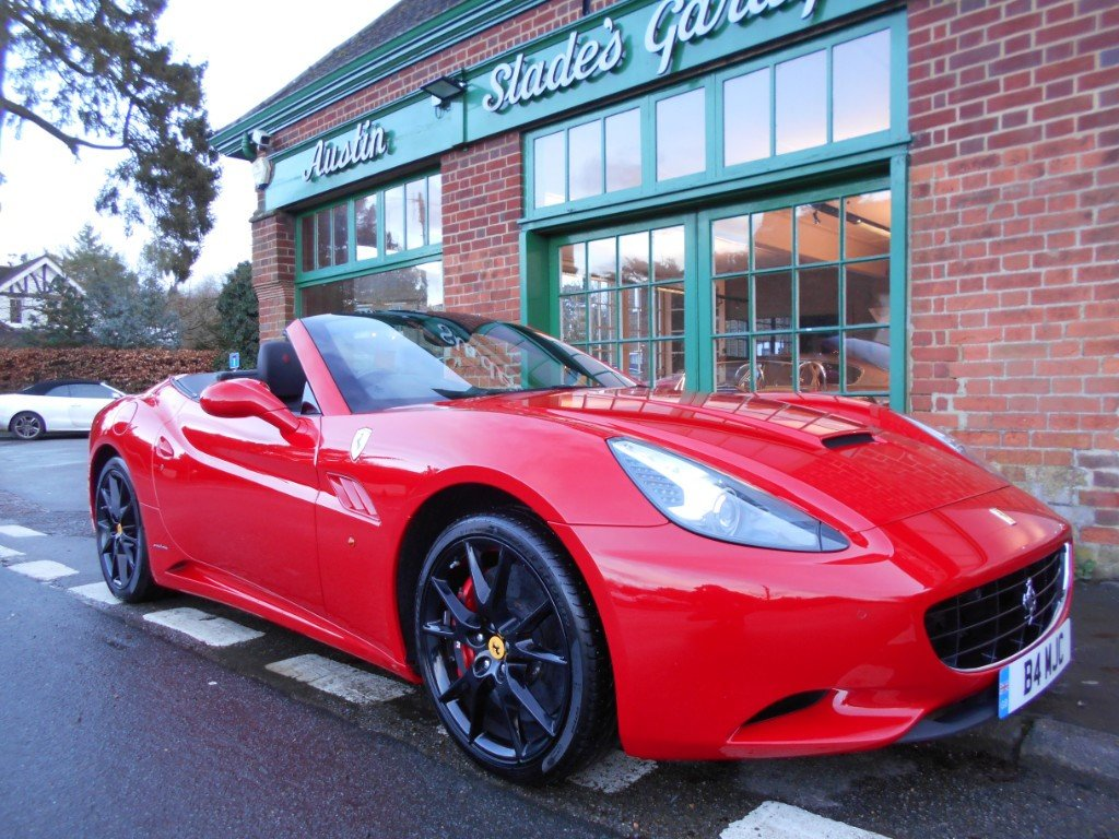 2014 Ferrari California  For Sale (picture 2 of 5)