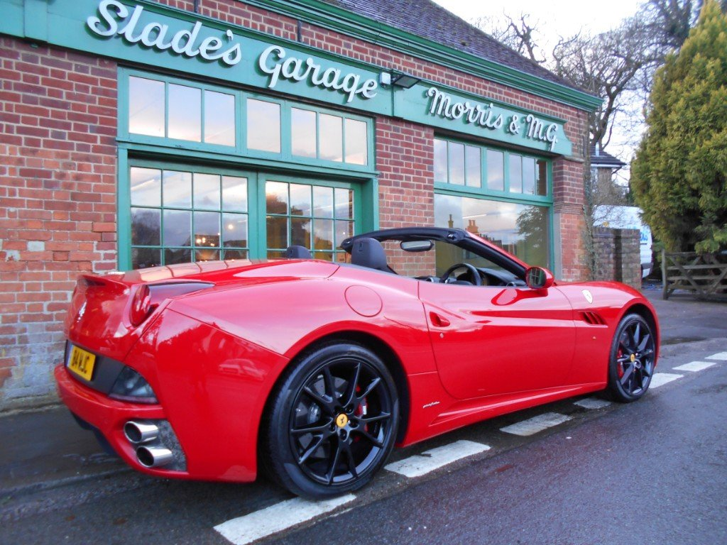 2014 Ferrari California  For Sale (picture 3 of 5)