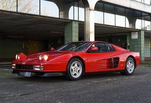 2991 1991 Ferrari Testarossa (LHD)