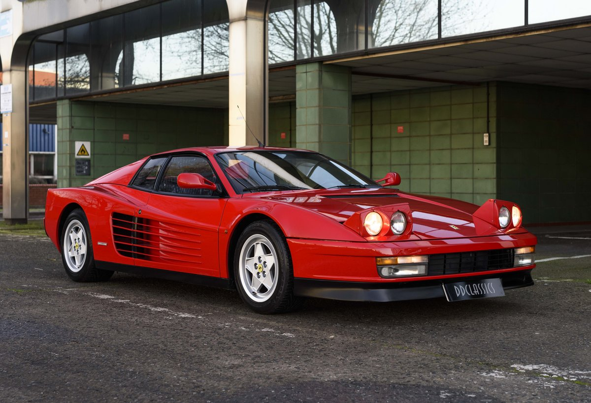 2991 1991 Ferrari Testarossa (LHD) For Sale (picture 2 of 24)