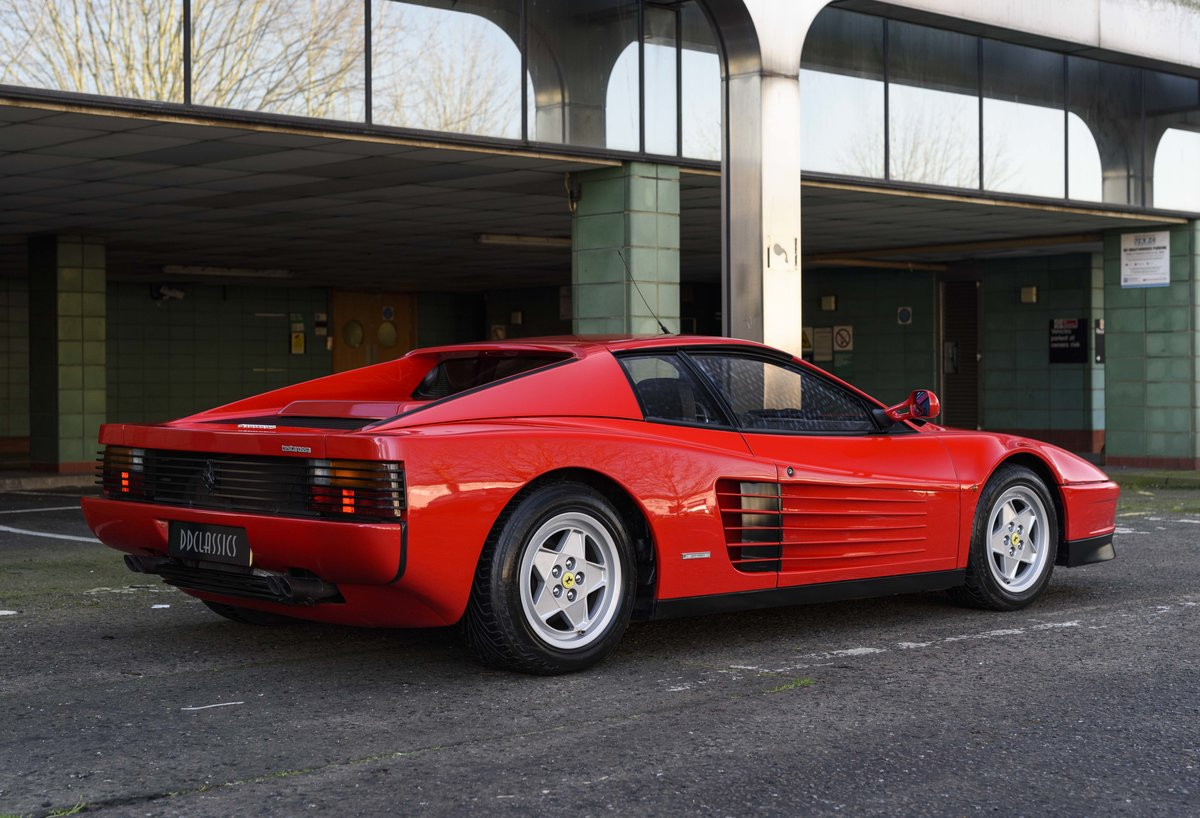 2991 1991 Ferrari Testarossa (LHD) For Sale (picture 3 of 24)