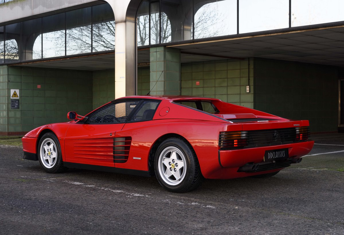 2991 1991 Ferrari Testarossa (LHD) For Sale (picture 4 of 24)