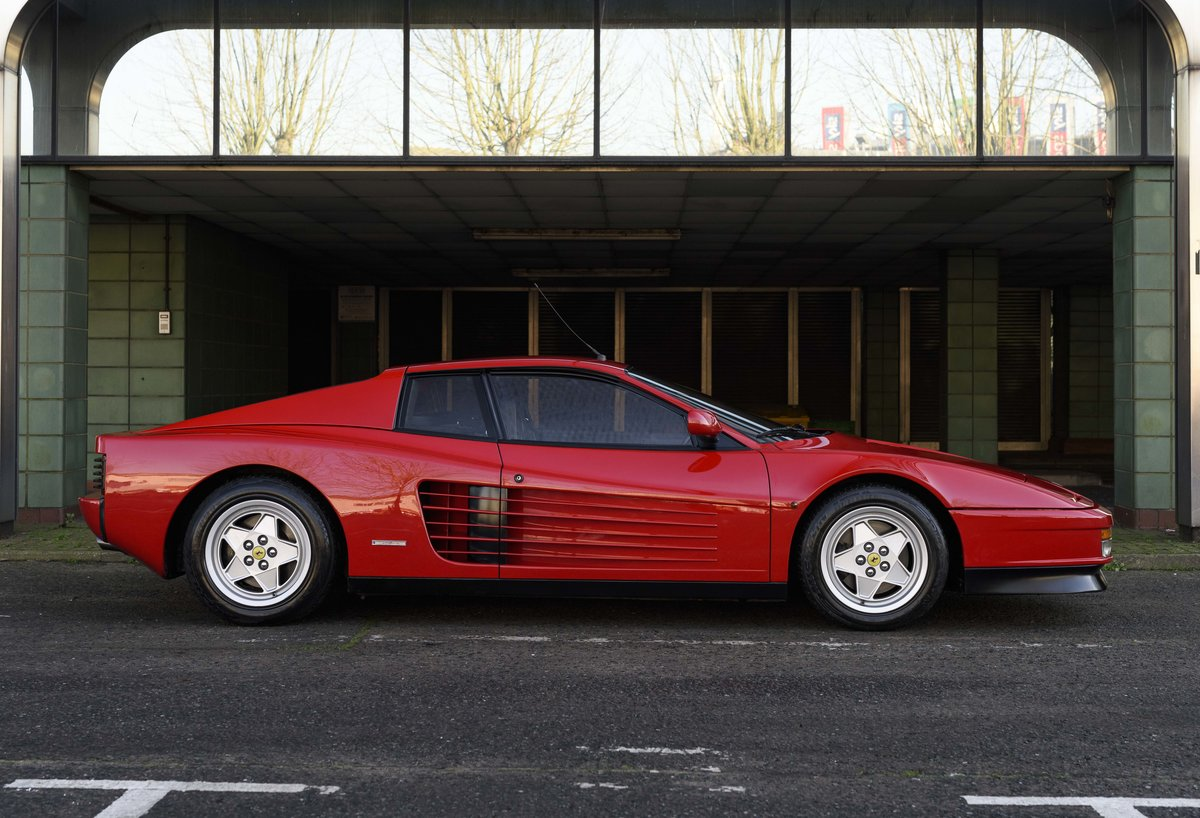 2991 1991 Ferrari Testarossa (LHD) For Sale (picture 5 of 24)