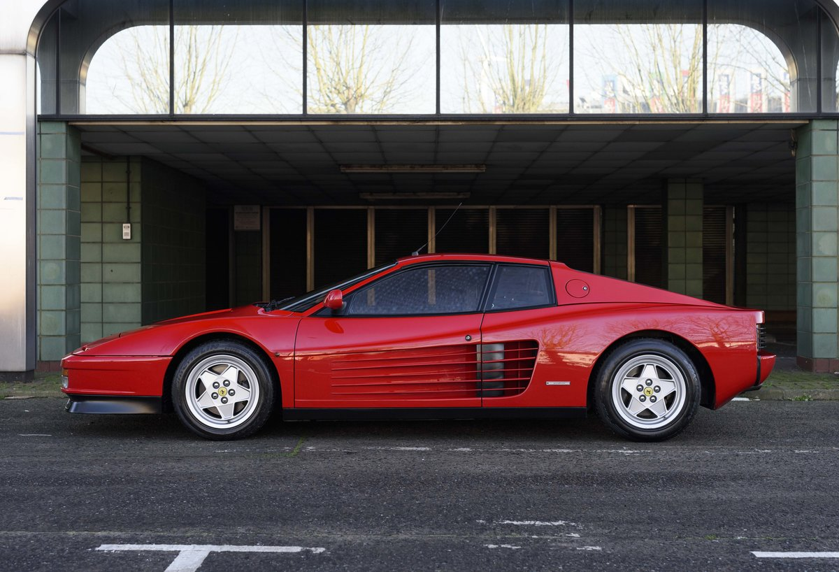 2991 1991 Ferrari Testarossa (LHD) For Sale (picture 6 of 24)