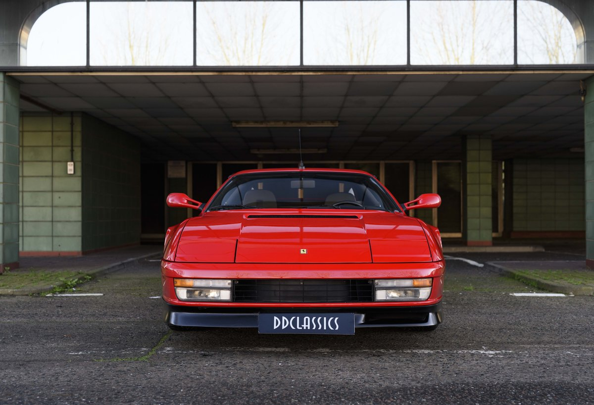 2991 1991 Ferrari Testarossa (LHD) For Sale (picture 7 of 24)