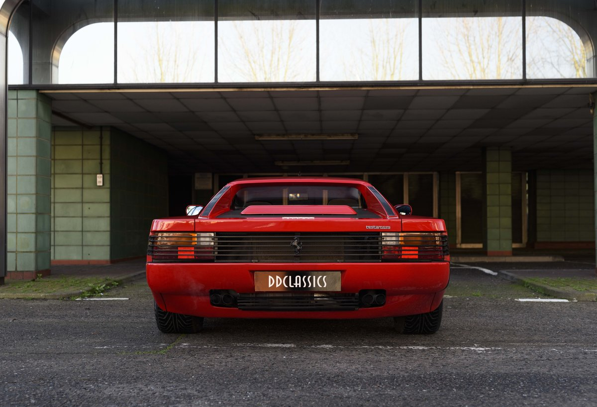 2991 1991 Ferrari Testarossa (LHD) For Sale (picture 8 of 24)