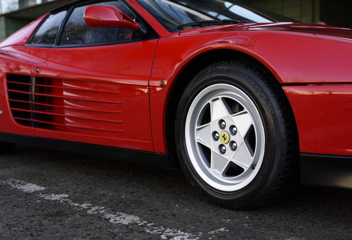 2991 1991 Ferrari Testarossa (LHD) For Sale (picture 9 of 24)