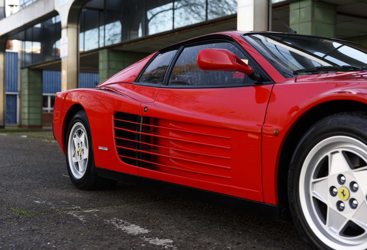 2991 1991 Ferrari Testarossa (LHD) For Sale (picture 10 of 24)