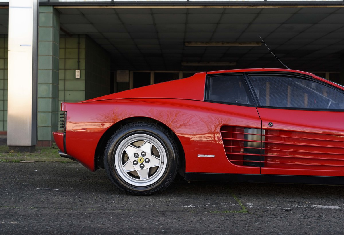 2991 1991 Ferrari Testarossa (LHD) For Sale (picture 11 of 24)