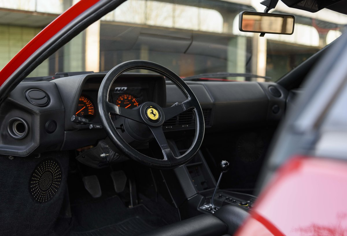 2991 1991 Ferrari Testarossa (LHD) For Sale (picture 15 of 24)