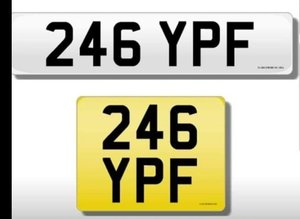 246 YPF number For Sale