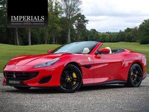 2019 Ferrari  PORTOFINO  Cabriolet Auto  157,948