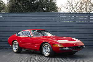 Picture of 1972 FERRARI DAYTONA  (CLASSICHE CERTIFIED) For Sale
