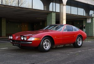 1971 Ferrari 365 GTB/4 Daytona (RHD) For Sale